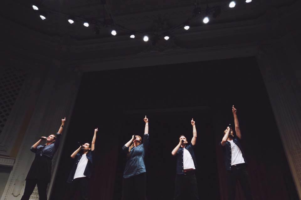 First Annual International Championship of A cappella (ICA) The Open