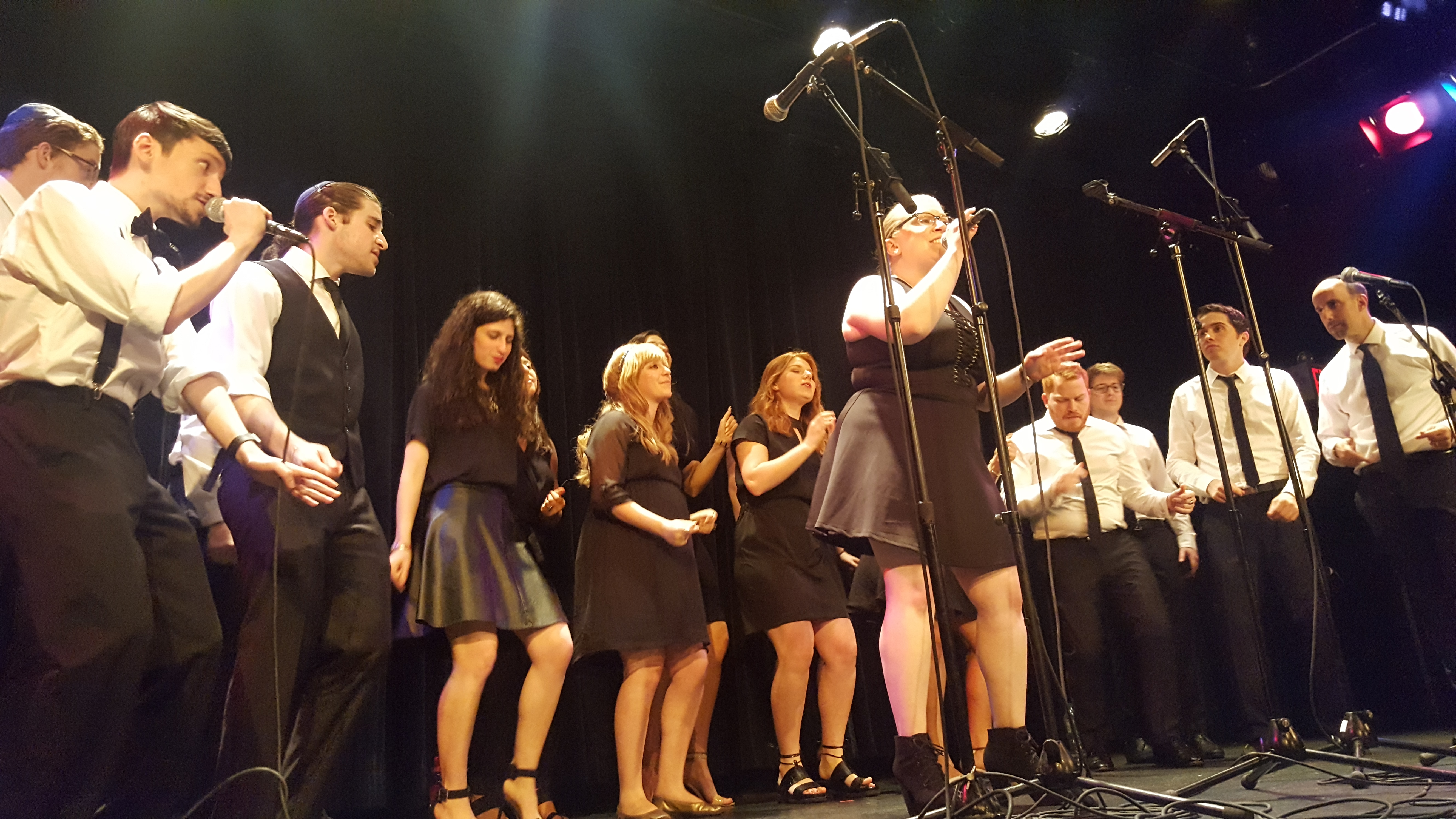 Tizmoret's 20th Anniversary Concert